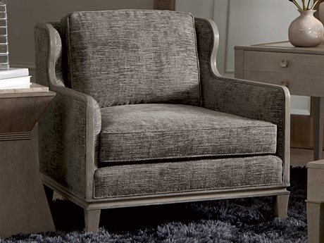 A.R.T. Furniture Cityscapes Graphite with Stone Club Chair AT5325835323AA