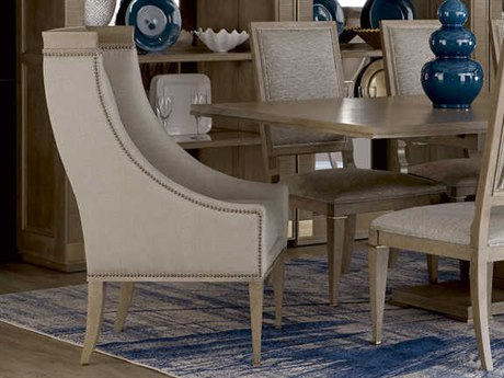 A.R.T. Furniture Cityscapes Madison Host Stone Dining Arm Chair AT2322002323