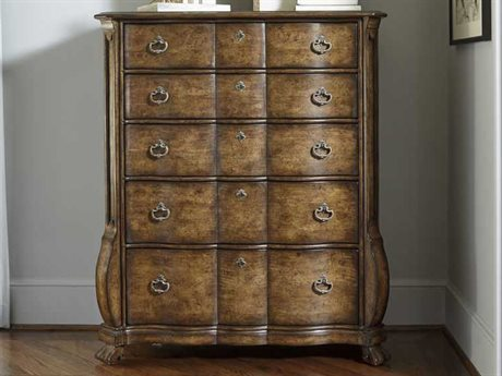 A.R.T. Furniture Continental Weathered Nutmeg 47''W x 20'' Rectangular Chest of Drawers AT2371502624