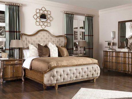 A.R.T. Furniture Continental Weathered Nutmeg Bedroom Set AT2371252624SET1