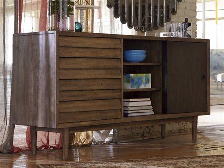 A.R.T. Furniture Epicenters Reclaimed Pallet 72''L x 20''W Rectangular Sideboard AT2232522302