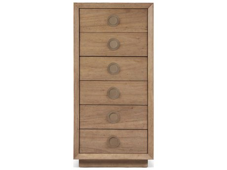 A.R.T. Furniture Epicenters Austin Leander Natural 26''W x 18''D Six Drawers Chest of Drawers