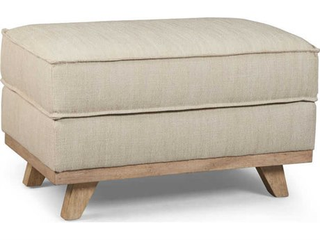 A.R.T. Furniture Epicenters Austin Van Zandt Wire Brushed Ottoman AT5355045001AA