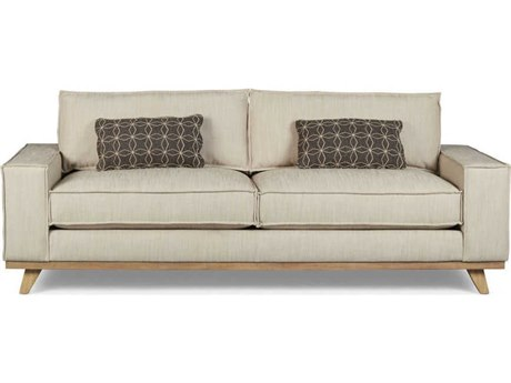 A.R.T. Furniture Epicenters Austin Van Zandt Wire Brushed Sofa AT5355015001AA
