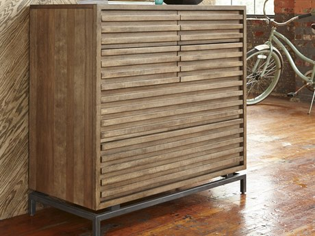 A.R.T. Furniture Epicenters Reclaimed Pallet 40''W x 20''D Chest of Drawers AT2231502302