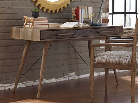 A.R.T. Furniture Epicenters Reclaimed Pallet 56''L x 21''W Writing Desk AT2234212302