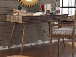 Epicenters Reclaimed Pallet 56''L x 21''W Writing Desk