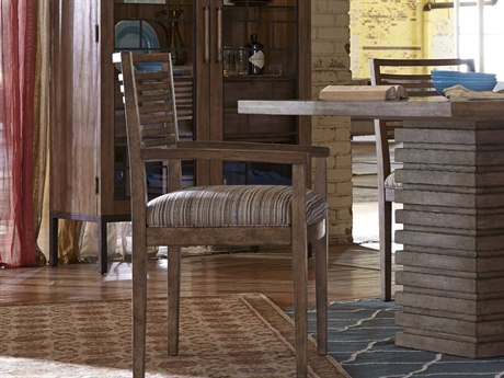 A.R.T. Furniture Epicenters Reclaimed Pallet Dining Arm Chair (Sold in 2) AT2232052302