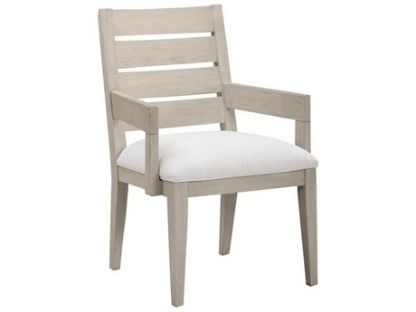 A.R.T. Furniture Epicenters Dry Gray Arm Dining Chair AT3312072839