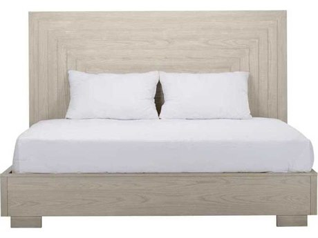 A.R.T. Furniture Epicenters Dry Gray King Panel Bed AT3311462839