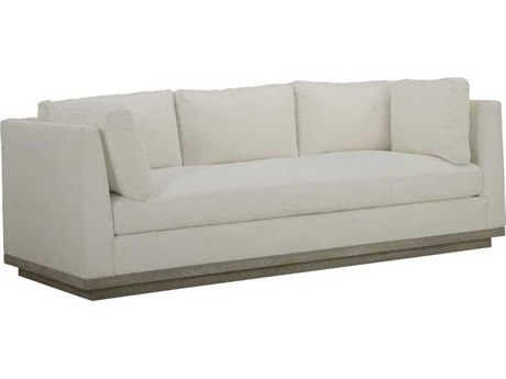 A.R.T. Furniture Epicenters Gray Wash Natural Sofa Couch AT5315215039AA
