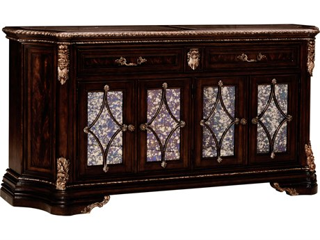 A.R.T. Furniture Gables 18th Century Cherry 82.5''L x 24''W Rectangular Buffet AT2452501707