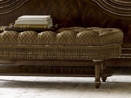 A.R.T. Furniture Gables 18th Century Cherry Accent Bench AT2451491707
