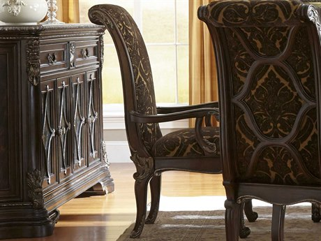 A.R.T. Furniture Gables 18th Century Cherry Dining Arm Chair (Sold in 2) AT2452031707