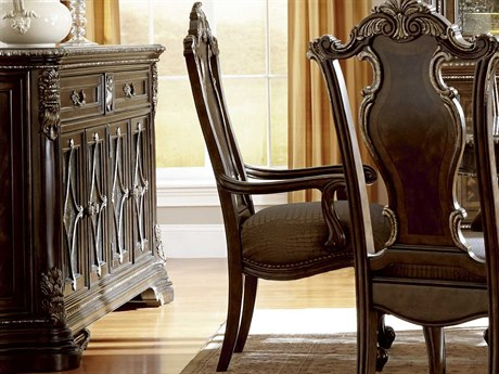 A.R.T. Furniture Gables 18th Century Cherry Dining Arm Chair (Sold in 2) AT2452051707