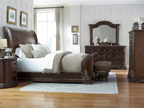 A.R.T. Furniture Gables Sleigh Bedroom Set AT2451251707SET