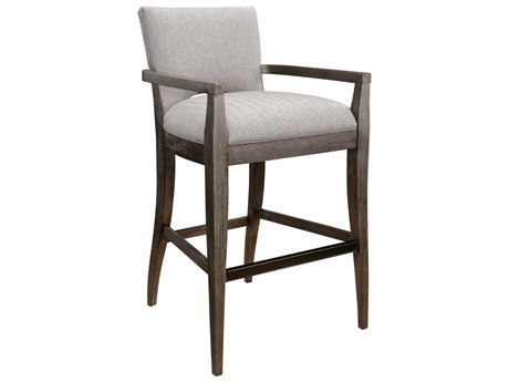 A.R.T Furniture Geode Kona Quartz Bar Stool AT2382082303BL