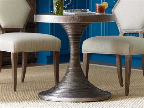 A.R.T Furniture Geode Kona and Facet 28'' Wide Round Occo Dining Table AT2381422303