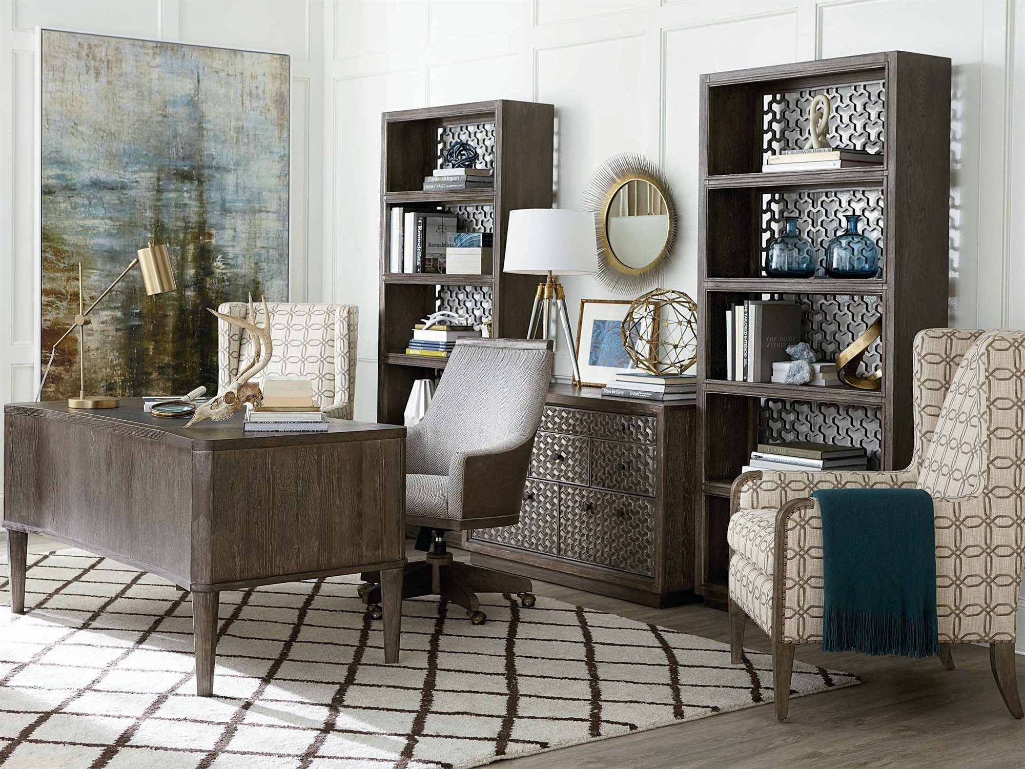 A.R.T. Furniture Geode Home Office Set | AT2388212303SET1