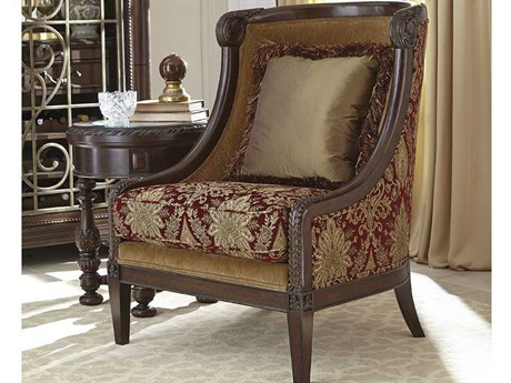 A.R.T. Furniture Giovanna Caramel Valencia Accent Chair AT5095345027AB