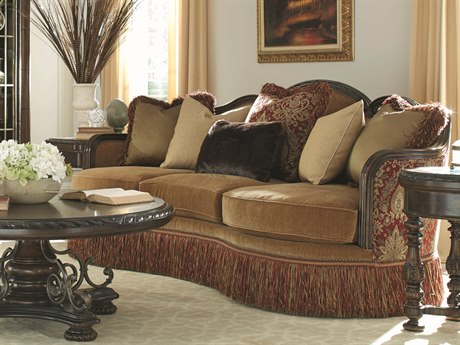 A.R.T. Furniture Giovanna Caramel Valencia Sofa AT5095015027AB