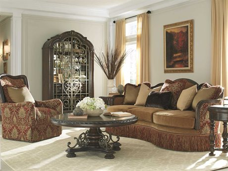 A.R.T. Furniture Giovanna Caramel Living Room Set AT5095015027ABSET
