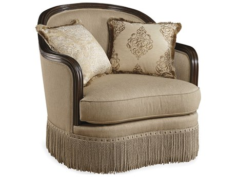 A.R.T. Furniture Giovanna Golden Quartz Valencia Accent Chair AT5095035327AB