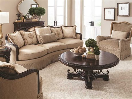 A.R.T. Furniture Giovanna Golden Quartz Living Room Set AT5095015327ABSET
