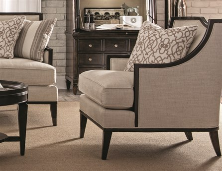 Accent Chairs.A R T Furniture Harper Ivory Mink Accent Chair