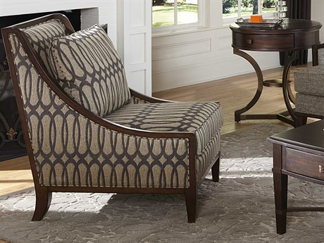 A.R.T. Furniture Harper Mineral Hickory Veneer Accent Chair AT1615035036AA