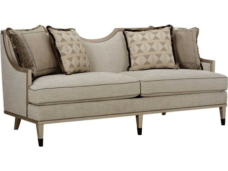 A.R.T. Furniture Harper Rose Accolade Deep Brown Sofa Couch AT1615017026AA