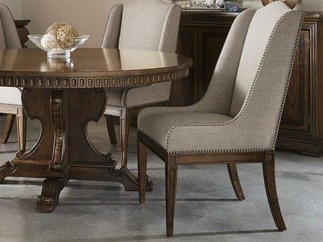 A.R.T. Furniture Kingsport Medium Oak Side Dining Chair (Set of 2)