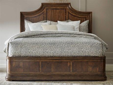 A.R.T. Furniture Kingsport Medium Oak King Panel Bed