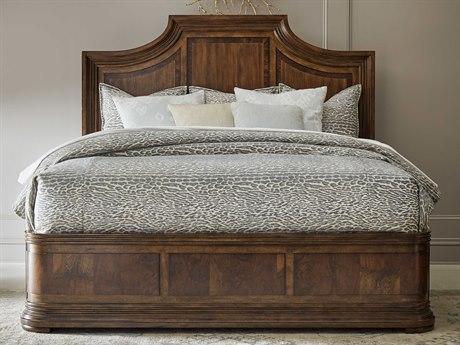 A.R.T. Furniture Kingsport Medium Oak California King Panel Bed