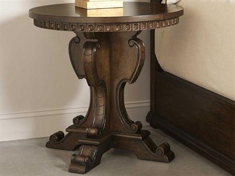 A.R.T. Furniture Kingsport Medium Oak Nightstand