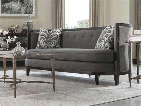 A.R.T. Furniture Morgan Charcoal Brindle Sofa AT7005015001AA