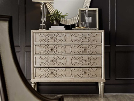 A.R.T. Furniture Morrissey Collen Bezel 48''L x 19''W Media Chest