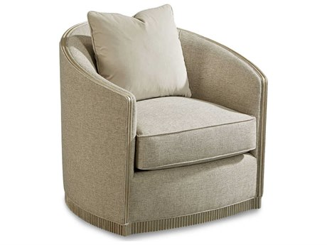 A.R.T. Furniture Morrissey Luhrman Swivel Bezel Accent Chair