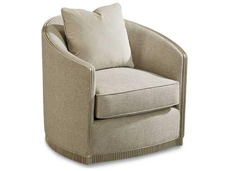 A.R.T. Furniture Morrissey Luhrman Swivel Bezel Accent Chair