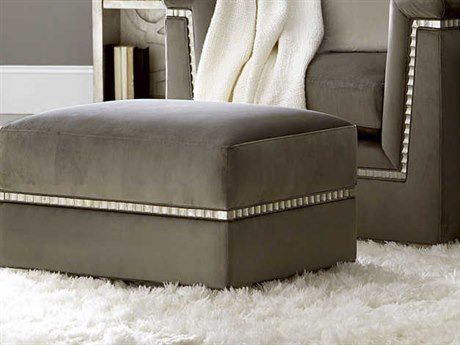 A.R.T. Furniture Morrissey Mani Bezel Ottoman AT5185645027AA