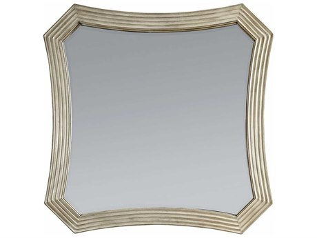 A.R.T. Furniture Morrissey Walsh Bezel 47'' Wide Square Wall Mirror AT2181202727