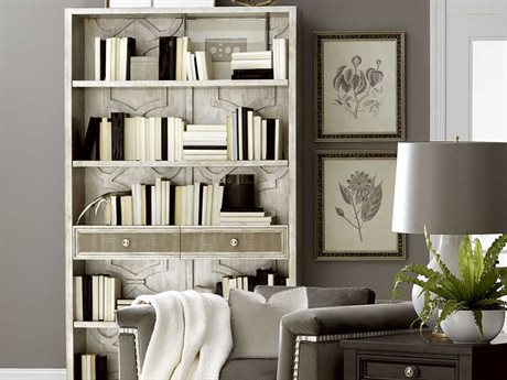 A.R.T. Furniture Morrissey Novello Bezel Bookcase AT2184012727