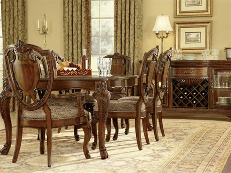 A.R.T. Furniture Old World Dining Set AT1432202606SET
