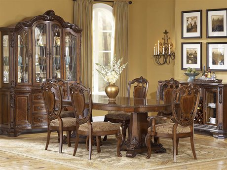 A.R.T. Furniture Old World Traditional Casual Dining Set