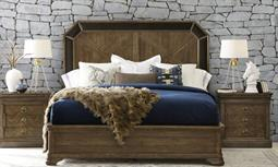 Makers King Panel Bed
