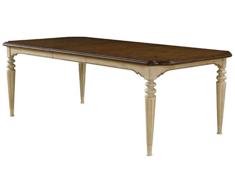 A.R.T. Furniture Provenance 44 x 68 Rectangular Dining Table AT1762202617