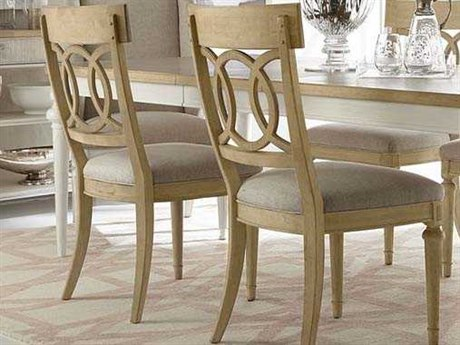 A.R.T Furniture Roseline Natural Sophie Dining Side Chair (Sold in 2) AT2482062302