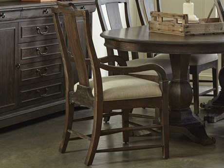 A.R.T. Furniture Saint Germain Coffee Dining Arm Chair (Sold in 2) AT2152051513