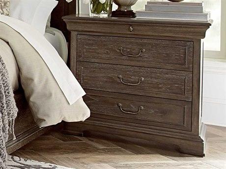 A.R.T. Furniture Saint Germain Coffee 33''W x 20''D Rectangular Nightstand