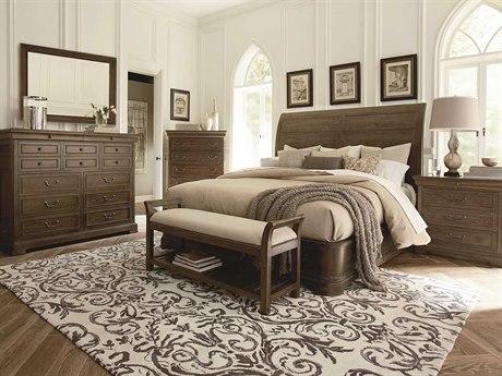 A.R.T. Furniture Saint Germain Platform Sleigh Bedroom Set AT2151451513SET